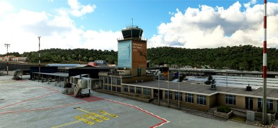 TDM Scenery Design - Airport A Coruña