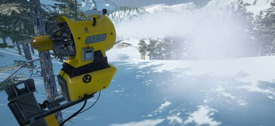 Winter Resort Simulator Season 2 - TechnoAlpin - Snow Expert Pack