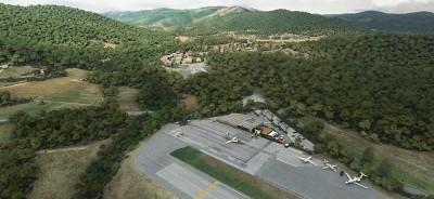 Aerosoft MSFS DLC - Aerosoft Airport St.Tropez