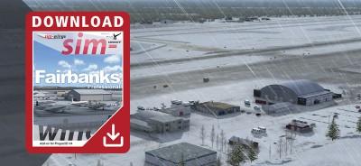 Sim-wings - Fairbanks professional for Prepar3D V4
