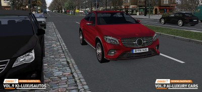 OMSI 2 Downloadpack Vol. 9 - AI - Luxury cars