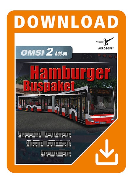 OMSI 2 Add-on Hamburger Buspaket | Aerosoft US Shop