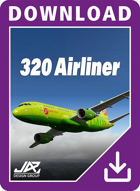 Airbus A320 Airliner | Aerosoft Shop