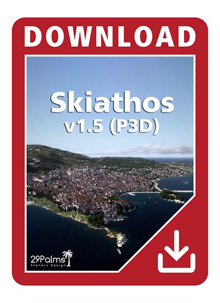 Skiathos v1 5 (P3D) | Aerosoft Shop