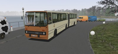 OMSI 2 Add-On Citybus i280 Series!