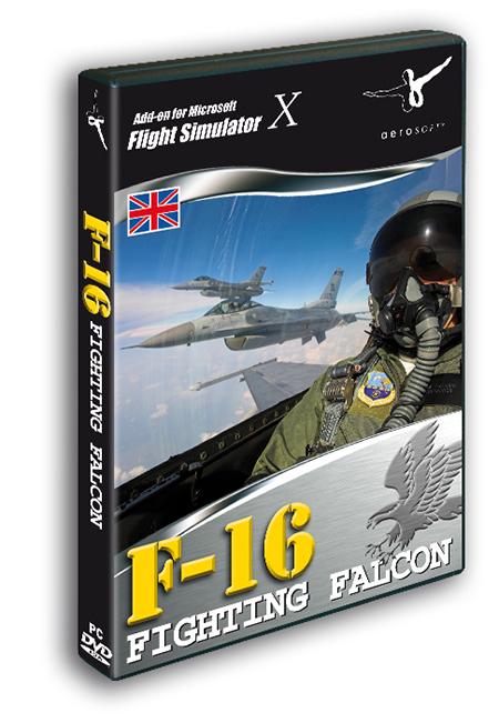 F-16 Fighting Falcon   Aerosoft US Shop