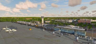 Airport Erfurt pour Prepar3D V4
