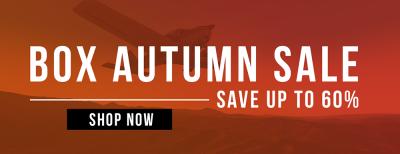 Box Autumn Sale | Your chance!