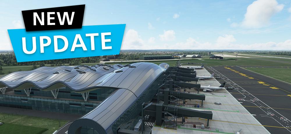 Aerosoft Airport Zagreb | Update