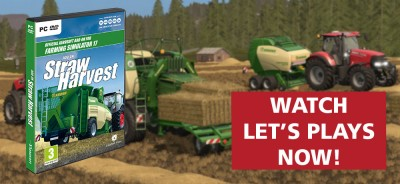 FS 17 Add-on Straw Harvest: Let's Play Overview