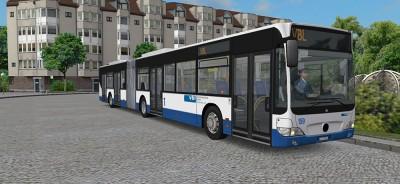OMSI 2 Add-on Luzern - Line 24