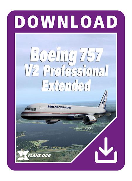 Boeing 757 V2 Professional Extended   Aerosoft US Shop