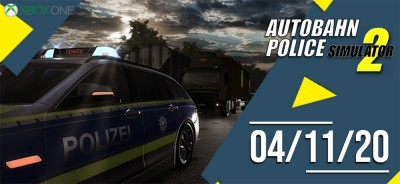 Autobahnpolizei Simulator 2 - Xbox One